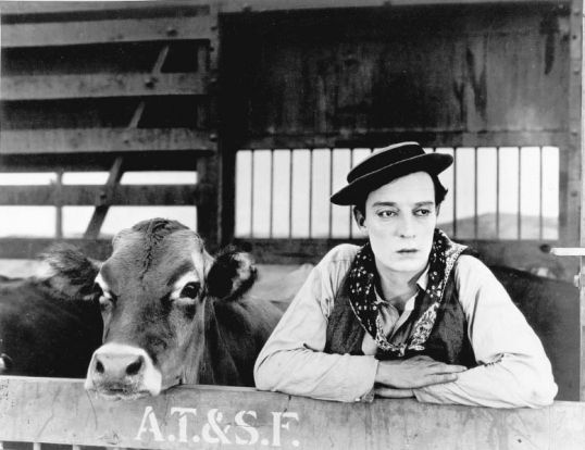 Go West di Buster Keaton