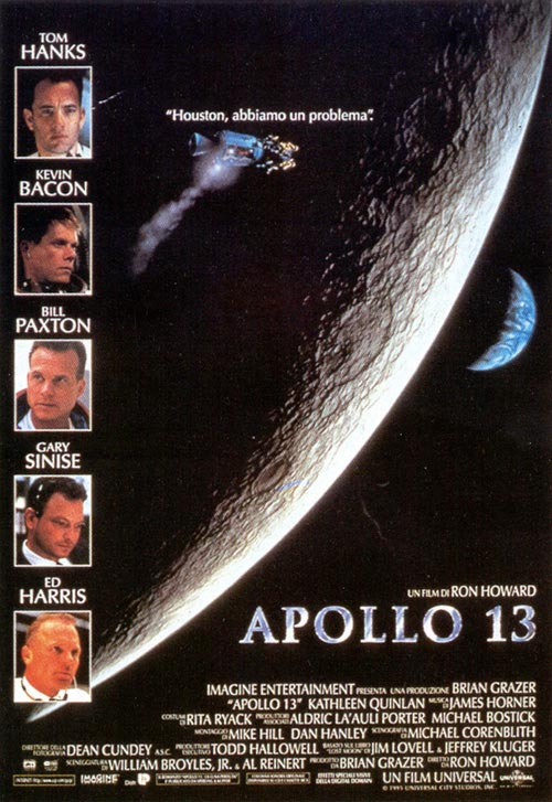 Apollo 13 (1995) di Ron Howard