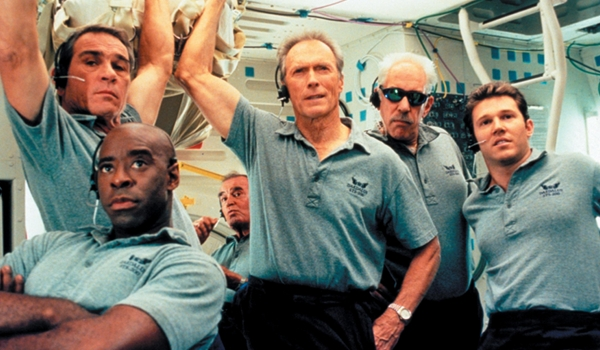Space Cowboys (2000) di Clint Eastwood