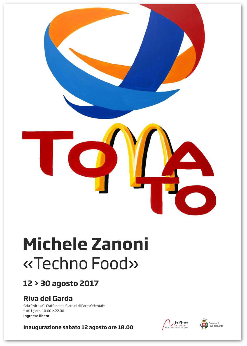 Michele Zanono - Techno Food